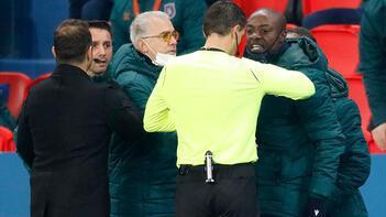 Son Dakika: PSG - Başakşehir maçında Webo'ya ırkçı söylem! Maçın hakemi Hategan'dan olay itiraf