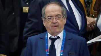 Fransa Futbol Federasyonu Başkanı Graet, ırkçı söyleme tepki gösterdi