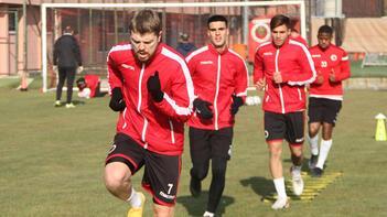 Gençlerbirliği, Büyükşehir Belediye Erzurumspor maçı hazırlıklarını sürdürdü