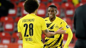 Borussia Dortmund'da Youssoufa Moukoko tarihe geçti