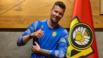 Son dakika - Yeni Malatyaspor'da Guido Gabriel Herrera ile yollar ayrıldı!