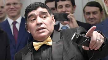 Son dakika | Ortaya çıktı! Maradona ölümünden önce uyuşturucu...