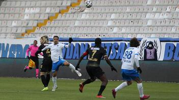 Erzurumspor - Denizlispor: 1-2