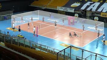 VakıfBank'tan voleybolda bir ilk: Sporcu Performans İzleme Teknolojisi