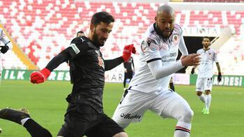 DG Sivasspor - Gençlerbirliği: 3-1