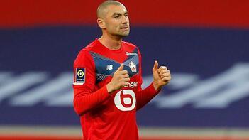Son dakika | Fransa Ligi'ne damga vuran olay! 'Burak Yılmaz penaltı sonrası hakemi uyarıp...'