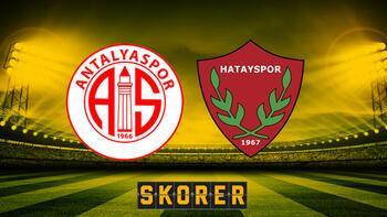 Antalyaspor - Hatayspor maçı ne zaman hangi kanalda saat kaçta?