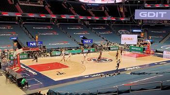 NBA maçlarında koronavirüs sessizliği