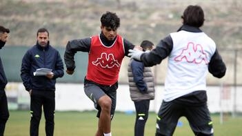 Denizlispor, Sivasspor maçının hazırlıklarını sürdürdü