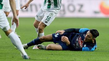 PFDK'dan Çaykur Rizespor'dan Yasin Pehlivan'a 2 maç ceza