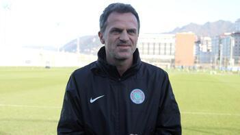 Stjepan Tomas: Gençlerbirliği maçı ile seriye devam etmek istiyoruz