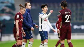 Tottenham, Leeds United'ı 3-0 yendi