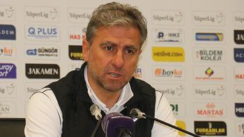 Hamza Hamzaoğlu: Maçın sonucunu kendime ve teknik ekibime bağlıyorum