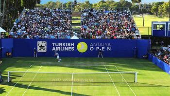 Antalya Open bugün başlıyor