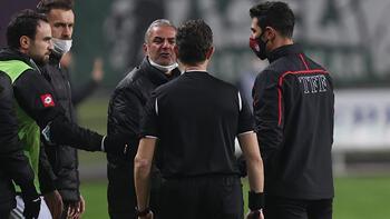 Son dakika - Konyasporda İsmail Kartal patladı Hayatımda ilk kez...