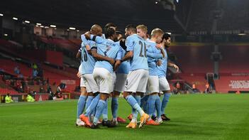 Manchester City, İngiltere Lig Kupasında finale yükseldi