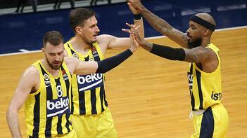 Fenerbahçe Bekonun konuğu Panathinaikos