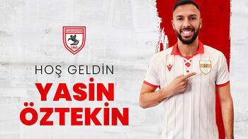 Son dakika - Samsunspor Yasin Öztekin transferini resmen açıkladı!