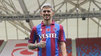 Son dakika - Trabzonspor'da yeni transfer Berat Özdemir'e ilk 11 şansı!