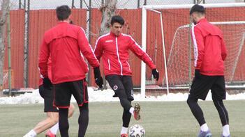 Gençlerbirliği, Trabzonspor maçının hazırlıklarına başladı