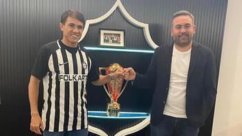 Marcio Mossoro, Altay'a transfer oldu