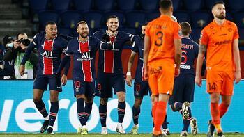 PSG, Montpellier'e gol yağdırdı!