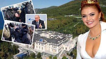 Son dakika: Rusya çalkalanıyor Putinin sarayını deşifre eden Navalny için protesto