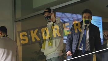 Son dakika - Mesut Özil, Fenerbahçe - Kayserispor maçı için Kadıköy'de!