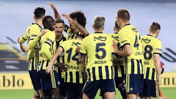 Fenerbahçe ilk yarıyı rekorla kapattı