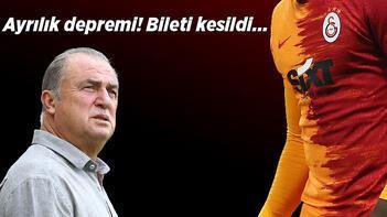 Son dakika | Galatasaray'da ayrılık depremi! Terim biletini kesti, bir dönem kapandı...