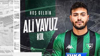 Denizlispor Ali Yavuz Kolu kadrosuna kattı
