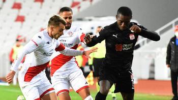 Sivasspor kupada Antalyaspor'u konuk edecek