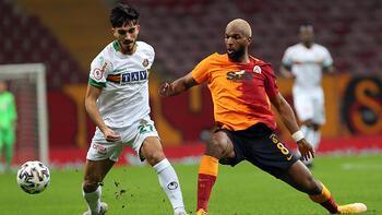 Galatasaray - Alanyaspor: 2-3