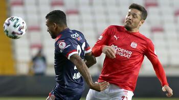 Sivasspor - Antalyaspor: 0-1