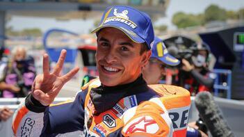 Marquez ve Espargaro MotoGP'de yeni sezonu dört gözle bekliyor