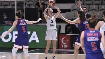 Beşiktaş HDI Sigorta: 80 - Büyükşehir Belediyesi Adana Basketbol: 69
