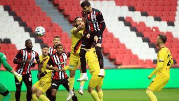 Yılport Samsunspor-Eskişehirspor: 6-1