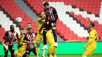 Samsunspor, Eskişehirspor'a gol yağdırdı!
