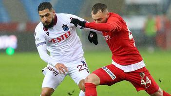 Son Dakika | Trabzonspor'da  Kamil Ahmet, Fenerbahçe maçının kadrosundan çıkarıldı