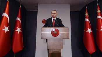 Kritik Kabine Toplantısı bitti Cumhurbaşkanı Erdoğan Kabine kararlarını açıkladı