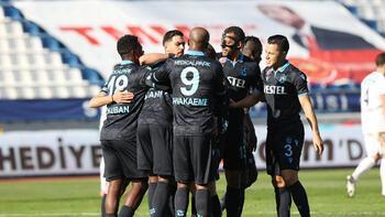 Kasımpaşa-Trabzonspor: 1-2