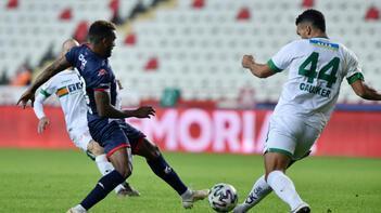 Antalya'yı kupada derbi heyecanı sardı