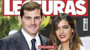 Son dakika haberleri - Iker Casillas - Sara Carbonero çiftinden şok eden haber