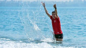 Şampiyon Yörük kızı: Esma Aydemir