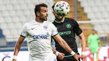 Kasımpaşa - Konyaspor: 1-1