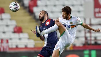 Antalya'da kupada derbi heyecanı