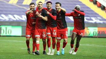 Gaziantep FK her maçı final gibi düşünüyor