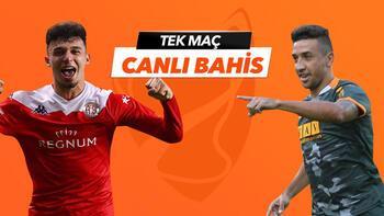 Antalyaspor - Alanyaspor maçı Tek Maç ve Canlı Bahis seçenekleriyle Misli.com'da