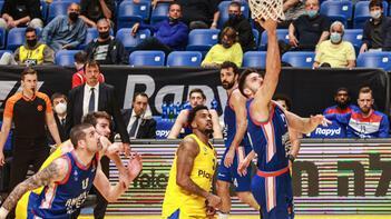 Son dakika haberleri - Anadolu Efes, İsrail'i yıktı! Maccabi hiç böyle yenilmemişti...