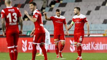 Antalyaspor - Aytemiz Alanyaspor: 2-0